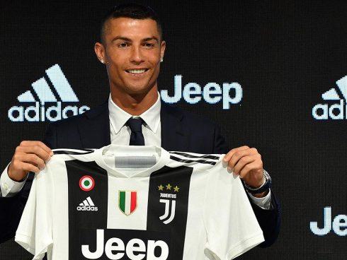 Cristiano Ronaldo fútbol Juventos