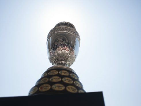 Trofeo de la Copa América - Getty Images.