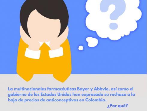precios anticonceptivos Colombia
