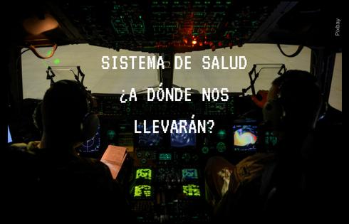cabina pilotos sistema de salud colombia