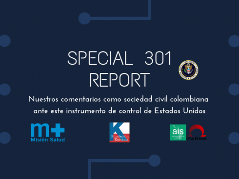 special 301 report