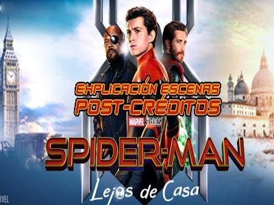 Spider-Man: Lejos de casa - Explicación post créditos. Blog: TrendGeek