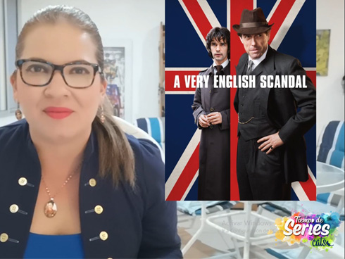 Tiempo de series by Cats -A Very English Scandal