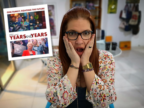 #TiempoDeSeriesByCats - Years and Years