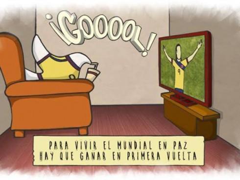 Juan Manuel Santos - Presidente Facebook page