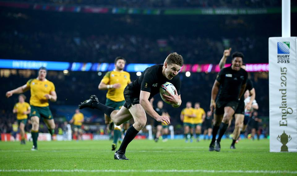 All Blacks FB IV Beauden Barrett