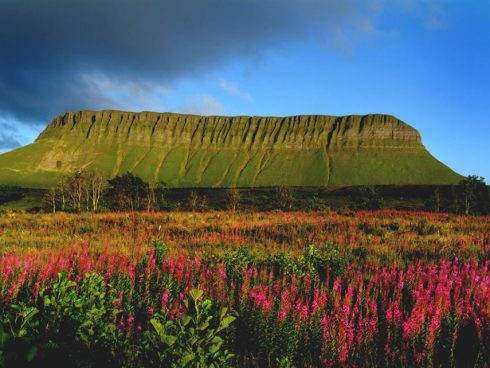 Benbulben, County Sligo Tourism Ireland FB