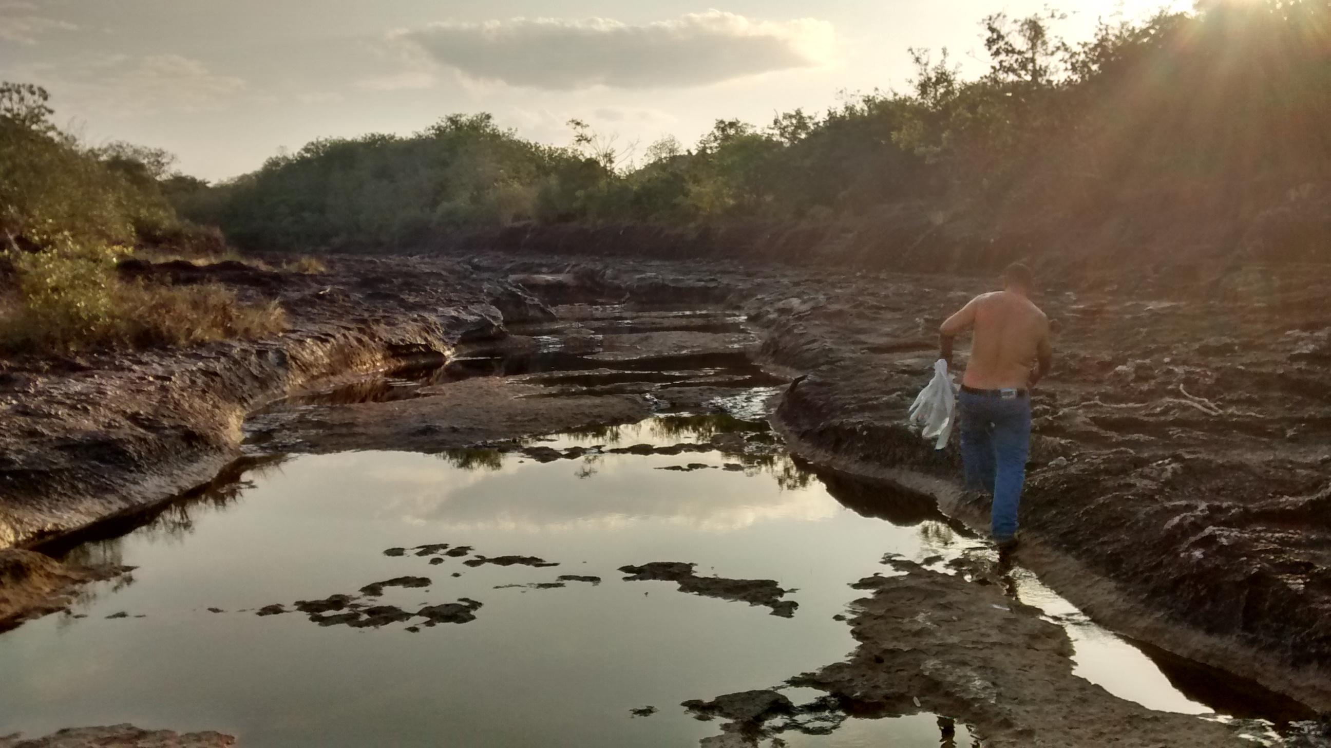 Pozos Naturales, Guaviare department, Colombia